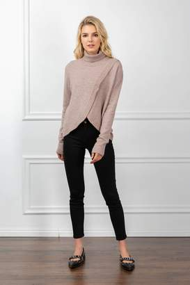 J.ING Daisy Sweater Rosy Brown
