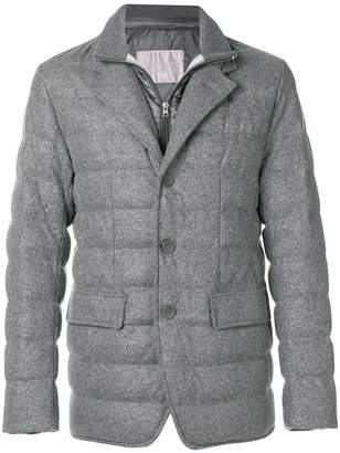 Herno padded blazer