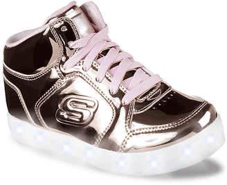 Skechers Energy Lights Toddler & Youth Light-Up Sneaker - Girl's