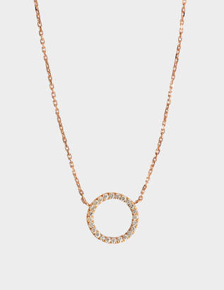 VANRYCKE Exclusive - necklace I'm In Love 750‰ gold and diamonds