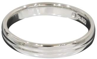Mikimoto Platinum Pt950 Band Ring Size 8.5