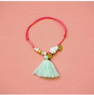 Shashi Louise Misha Bracelet, Almond