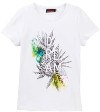 Catimini Graphic T-Shirt (Little Girls & Big Girls)