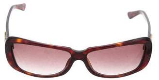 Cartier Tinted Logo Sunglasses