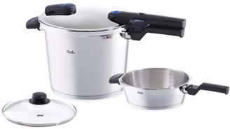 Fissler 6.5QT. Vitaquick Pressure Cooker Set (2 PC)