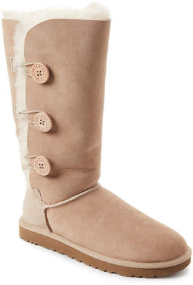 UGG Sand Bailey Button Triplet Tall Boots
