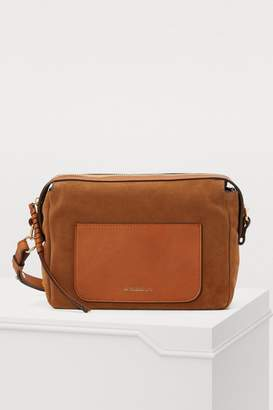 Vanessa Bruno Leather crossbody bag