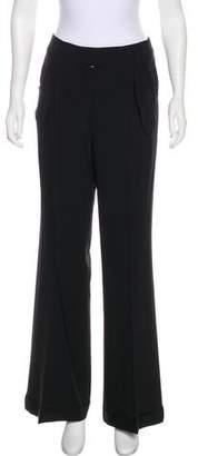 Christian Dior High-Rise Wide-Leg Pants