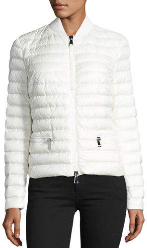 Moncler Moncler Blen Fitted Down Jacket