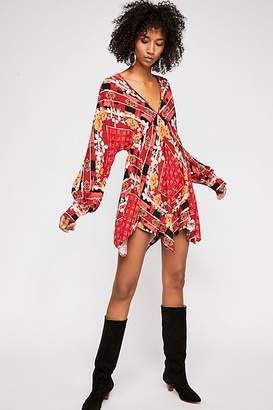 Ride To The Sunset Printed Tunic