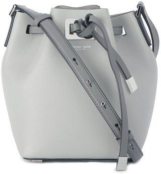 Michael Kors small 'Miranda' bucket bag $656.91 thestylecure.com