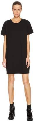 Versace T-Shirt Donna Short Sleeve Dress Women's Dress