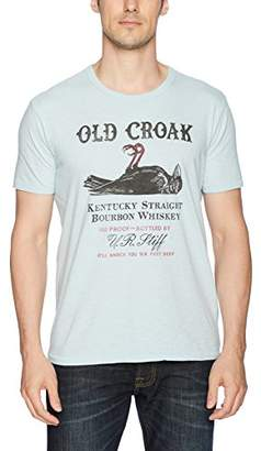 Lucky Brand Men's Old Crow Graphic Tee