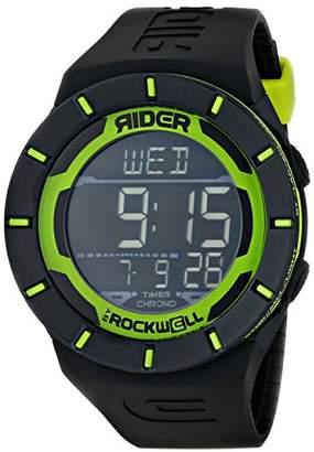 "Rockwell Time Unisex RCL104 ""Coliseum"" Digital Watch"