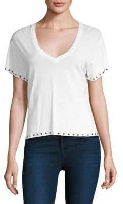 Monrow V-Neck Tee Shirt