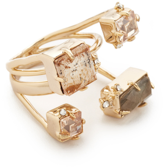 Alexis Bittar Multi Stone Ring $195 thestylecure.com