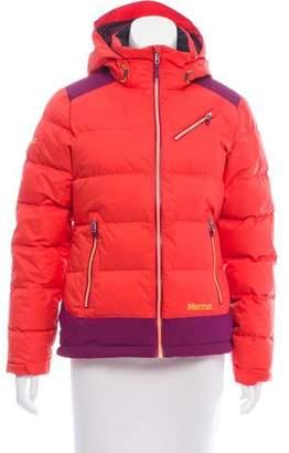 Marmot Short Down Coat