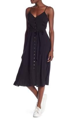 Tart Juliet Front Button Midi Dress