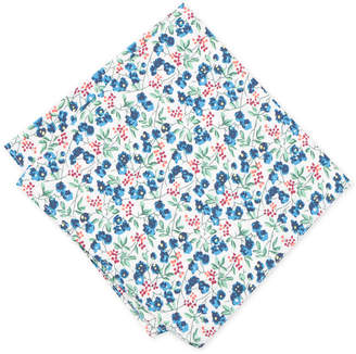 Bar III Men's Floral Cotton Pocket Squares, Created for Macy's