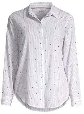 Rails Taylor Moons& Stars Button-Down Shirt
