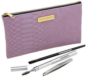 Tweezerman Four-Piece Brow Beauty Essential Kit