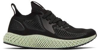 adidas Black Alphaedge 4D Sneakers