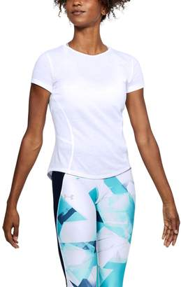 Under Armour Women's UA Swyft Short Sleeve