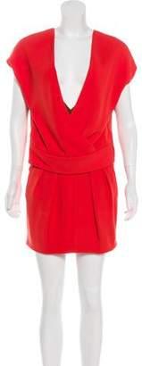 Balenciaga Sleeveless Matching Set