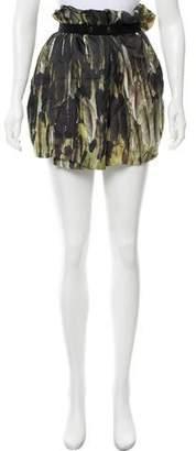 Etoile Isabel Marant Silk Mini Skirt
