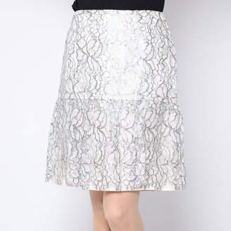 Adore (アドーア) - アドーア ADORE 刺繍ラメスカート