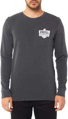 O'Neill Landed Graphic Long Sleeve T-Shirt