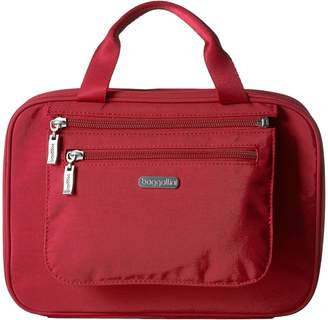 Baggallini Deluxe Travel Cosmetic Cosmetic Case