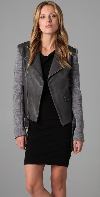 Rebecca Minkoff Lindbergh Leather Jacket