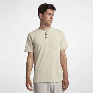 Hurley Dri-FIT Lagos Henley Men's Shirt