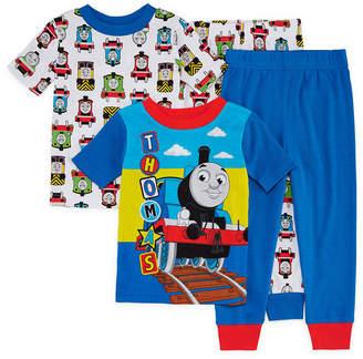 THOMAS THE TRAIN Thomas The Train 4-pc. Thomas and Friends Pajama Set Boys