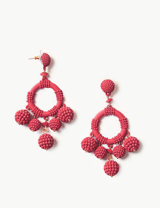 Marks and Spencer Circle Drop Earrings