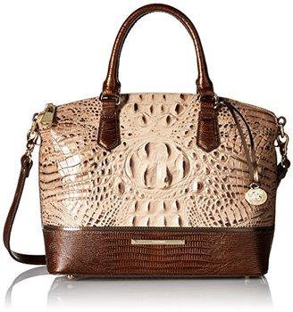 Brahmin Duxbury Satchel Convertible Top-Handle Bag $265 thestylecure.com