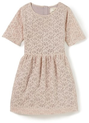Girl's Peek Reese Dress $58 thestylecure.com