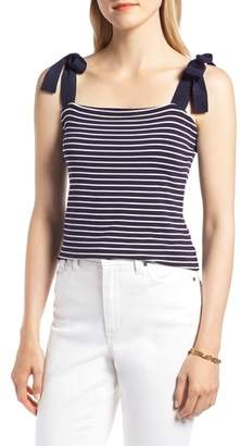 1901 Bow Shoulder Tank Top