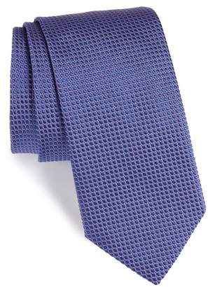 Eton Circle Geometric Silk Tie