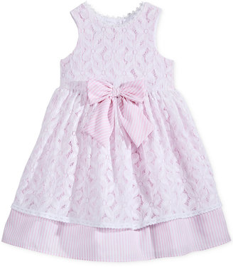 Marmellata Floral-Lace Dress, Toddler & Little Girls (2T-6X) $52 thestylecure.com