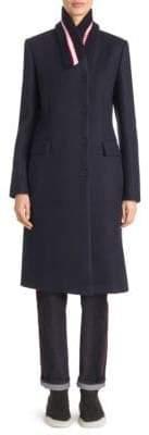 Stella McCartney Wool Felt Coat
