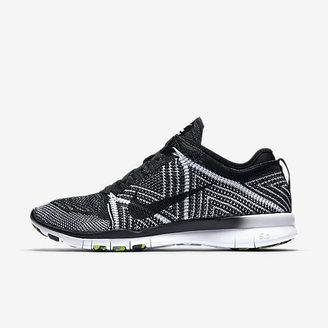 Nike Free TR 5 Flyknit Women's Training Shoe $130 thestylecure.com