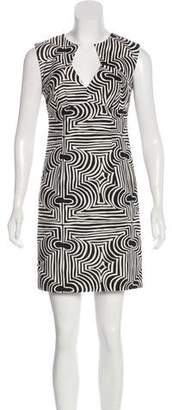 Trina Turk A-Line Sleeveless Mini Dress