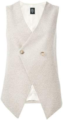 Eleventy button up gilet