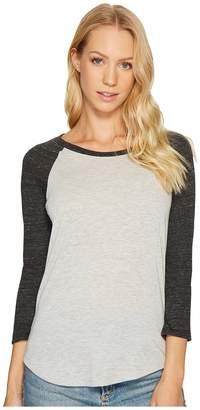 Alternative Eco Jersey Baseball T-Shirt Women's T Shirt