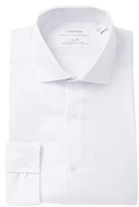 Calvin Klein Stretch Slim Fit Dress Shirt