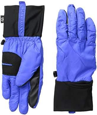 Isotoner Women's SleekHeat Packable Cuff smarTouch Gloves