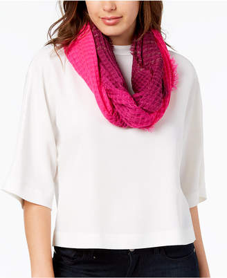 INC International Concepts I.n.c. Ombre Waffle Loop Scarf, Created for Macy's