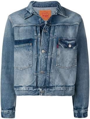 Levi's stonewashed denim jacket
